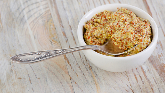 Dijon Mustard – Zero Equals Two