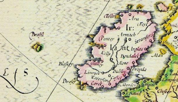 Hy-Brasil: The Lost Legendary Island of Ireland