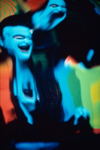 "Ira Cohen ""Dr. Mabuse"" 1966-70 Pigment print. Courtesy Genesis BREYER P-ORRIDGE."