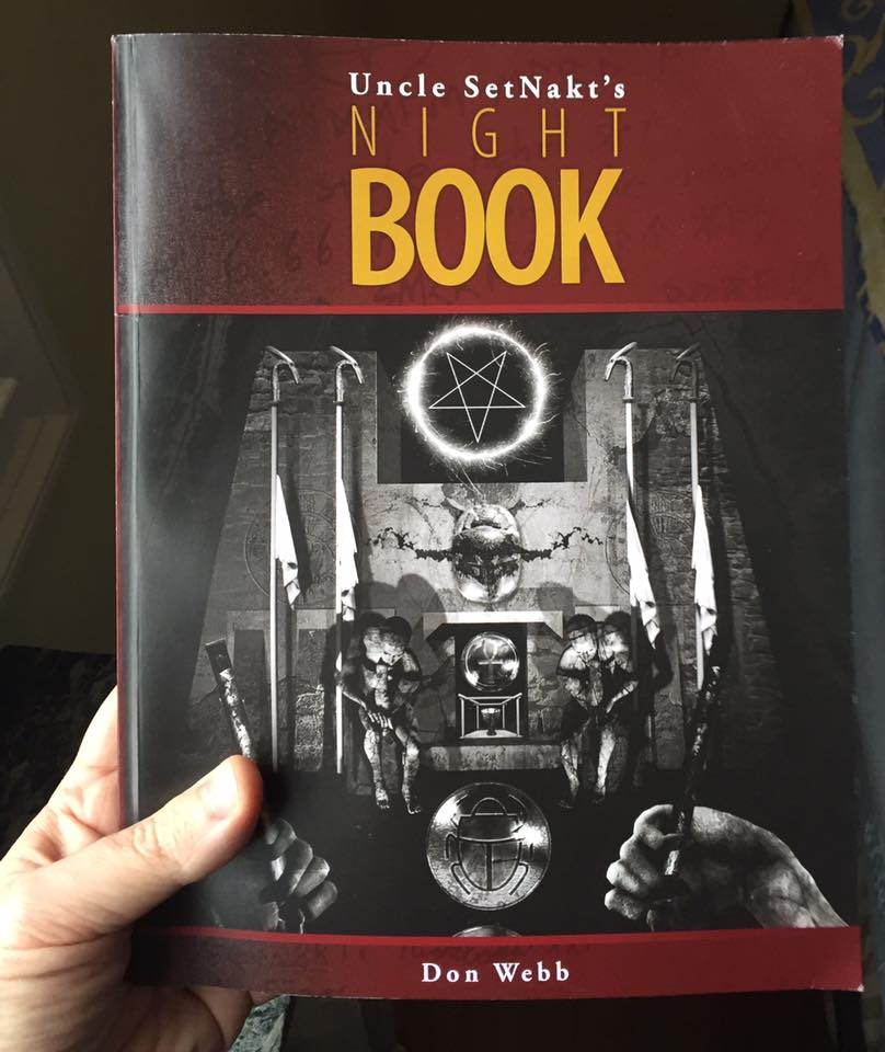 New Collection of Don Webb's Occult Writings Published
