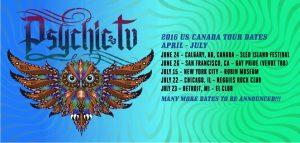 Psycic TV June dates