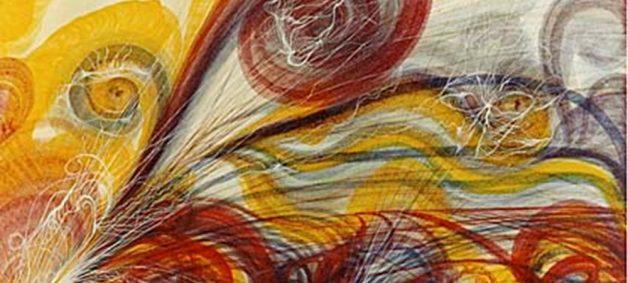 Spiritualis Artist: Georgiana Houghton