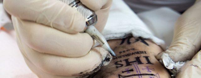 mediaeval tattoo