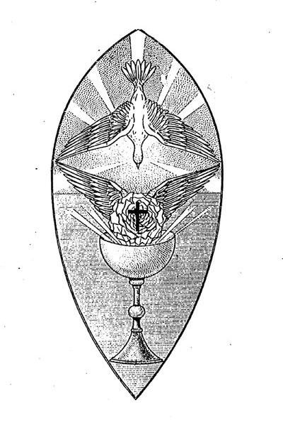 L'Art Idéaliste & Mystique: Doctrine de L'Ordre et du Salon Annuel des Rose + Croix, by Sar Péladan, published by Chamuel in 1894c.e