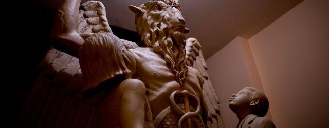 satanic-temple-statue