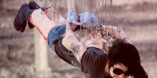 body-suspension