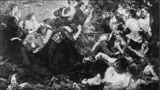 victorian orgy Marcus Diocles - The Victorian code for an orgy was