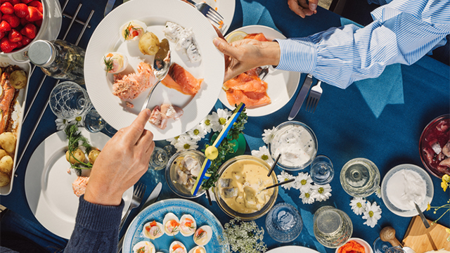 A Summer Solstice Feast