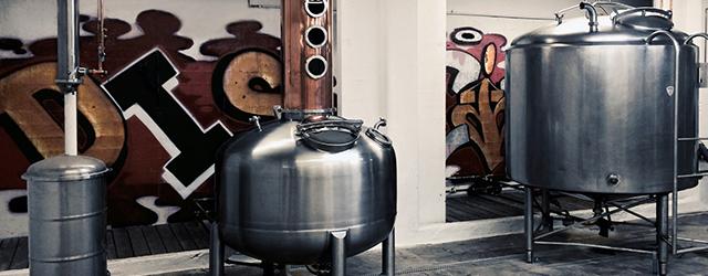 The Ventura Spirits Distillery