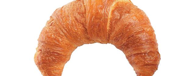A croissant.