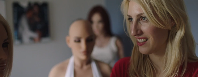 A scene from the video series Slutever