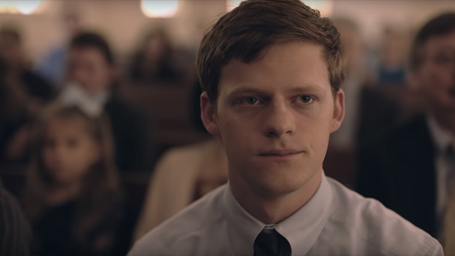 A scene from Boy Erased